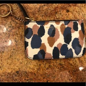 Marc Jacobs Key Chain/ Card Holder